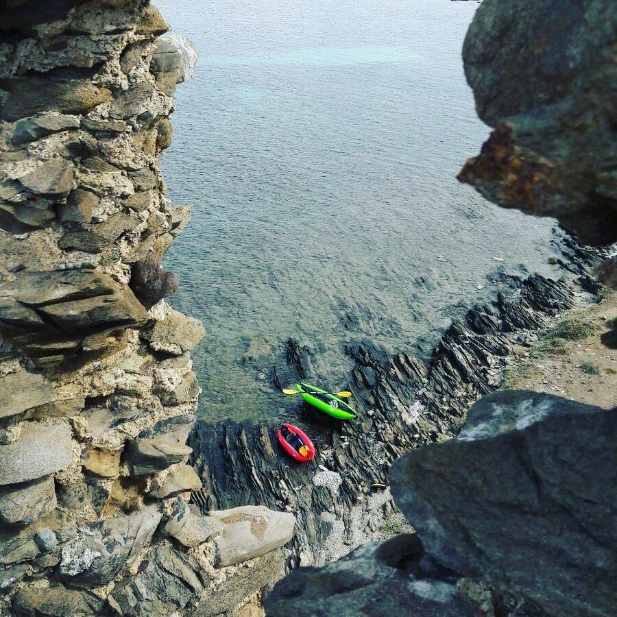 Sea Kayaking in Sardinia - fully guided sea kayaking