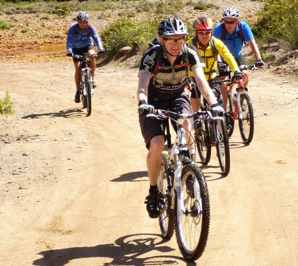 Mountain Bike Holidays in Sardinia